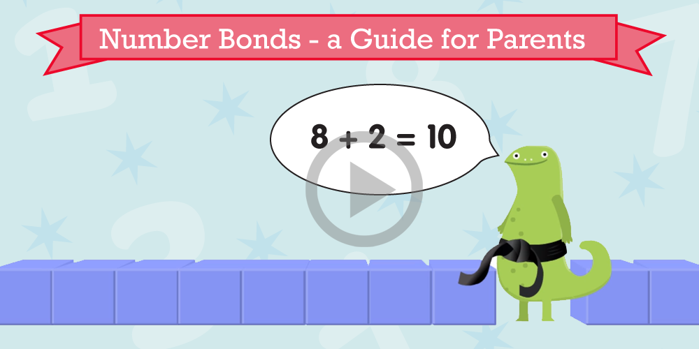 A guide to number bonds