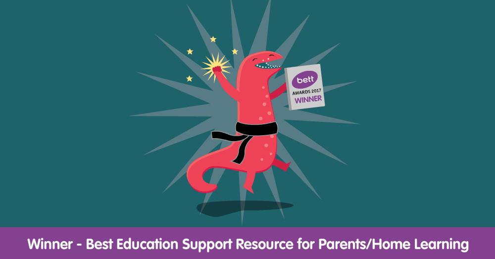 Bett Awards 2017 Winner - Best Education Support Resource for ...