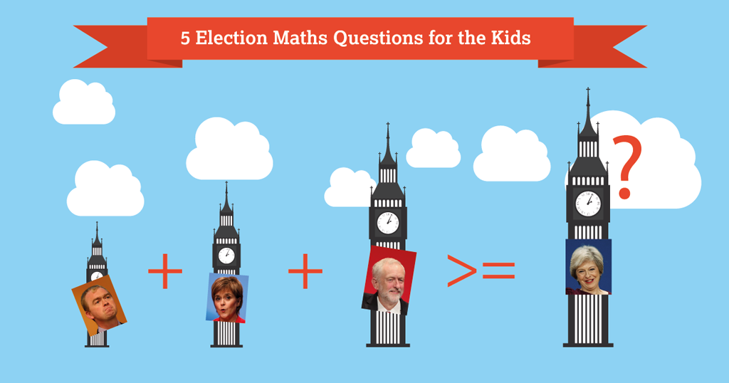 5 general election maths questions