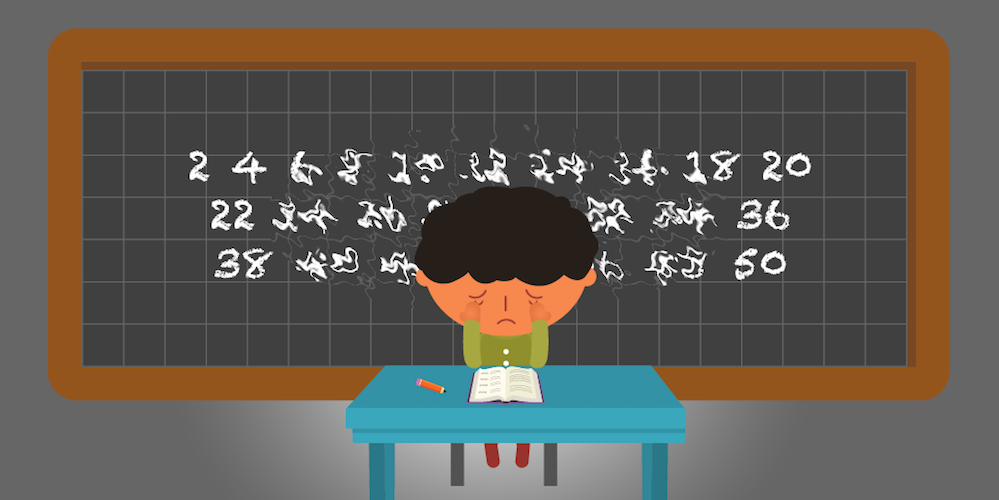 Dyscalculia and the extra struggle with maths