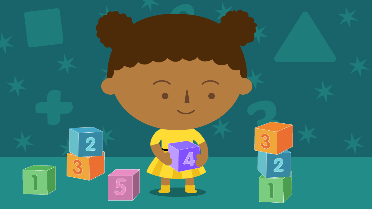 Five maths skills your child will learn in Reception