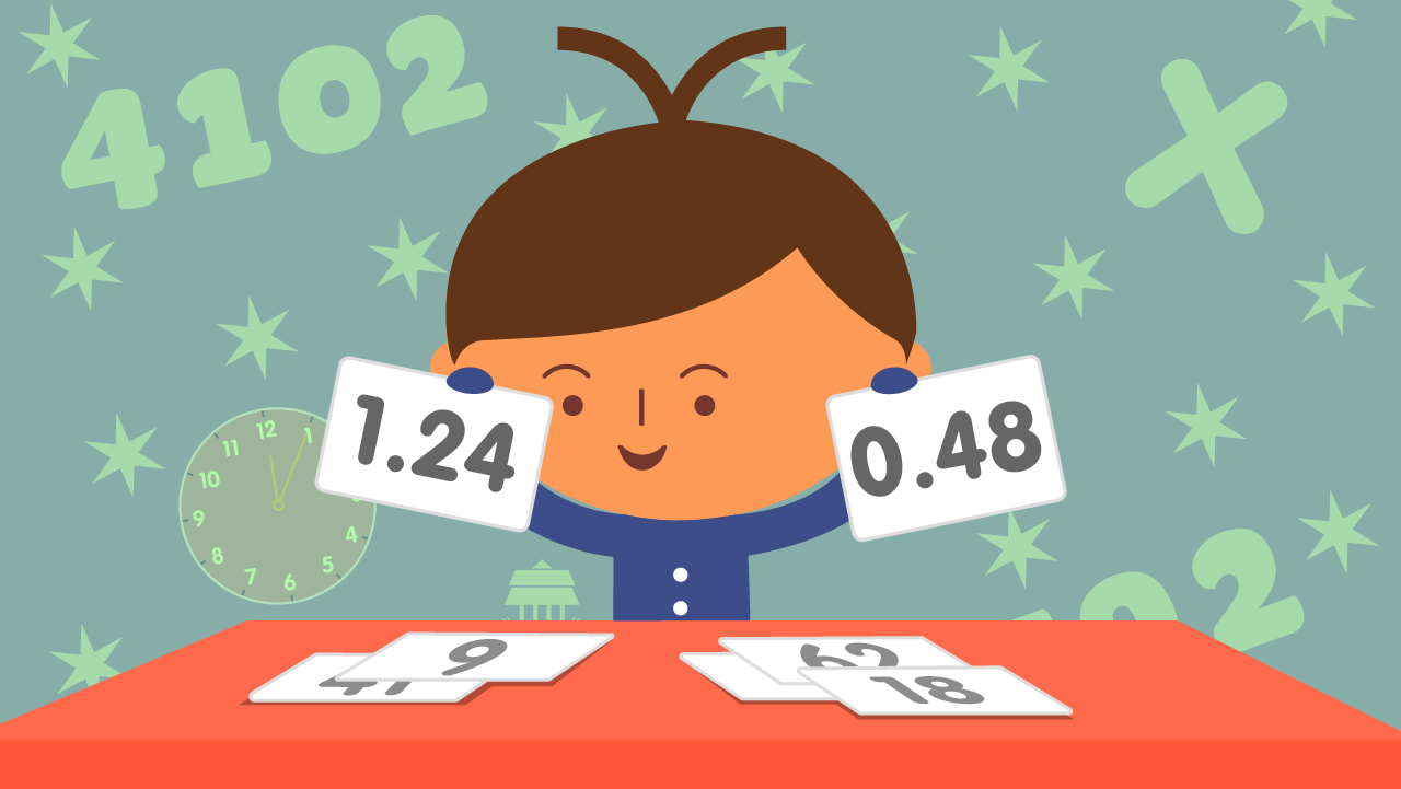 Ten maths skills your child will learn in Year 4