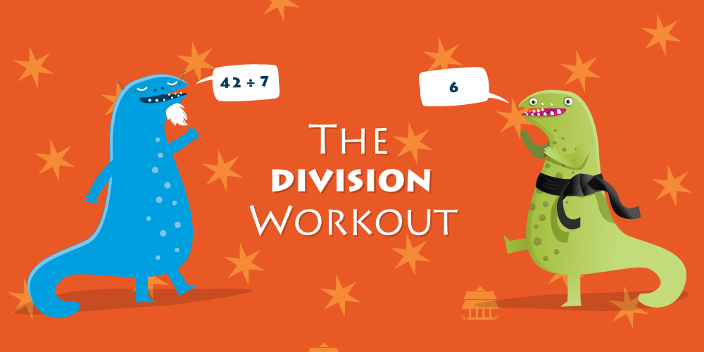The Division Workout - Division Facts Practice