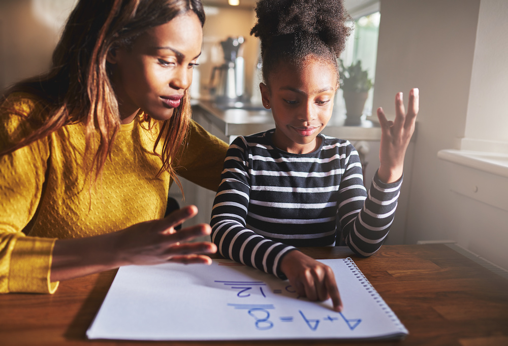 Maths and parents - the fears that don't add up