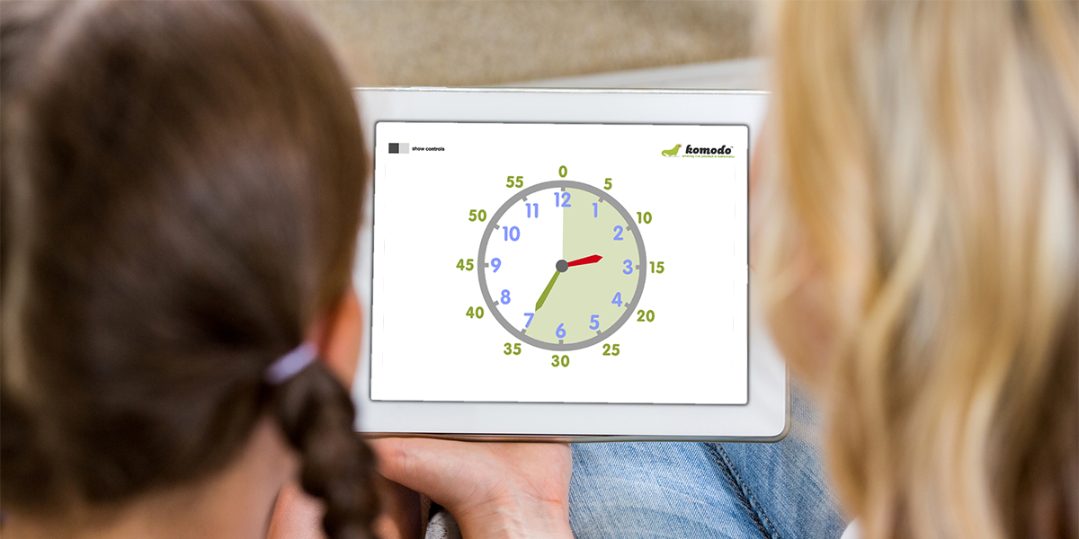 Help Your Child Learn:  Telling the Time (Part 2)