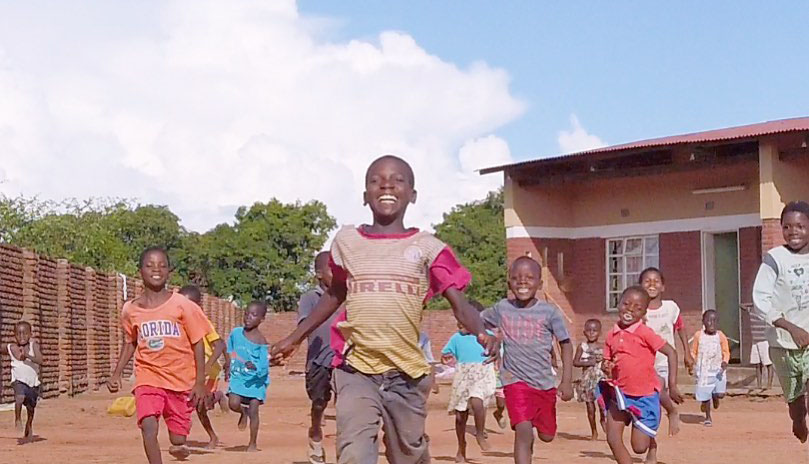 Thanks to you, we've helped create opportunities for children across the world